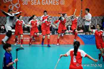 Double boost for Singapore women's floorball team, Latest Team Singapore News - The New Paper