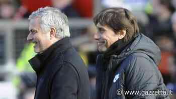 Mourinho e Conte: idee in comune e litigi memorabili