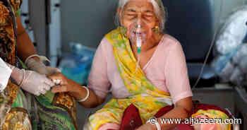 Top court orders India's government to present oxygen plan - Al Jazeera English