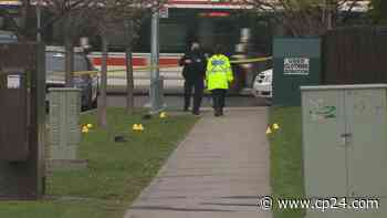 Man in his 20s in serious condition after Etobicoke shooting - CP24 Toronto's Breaking News