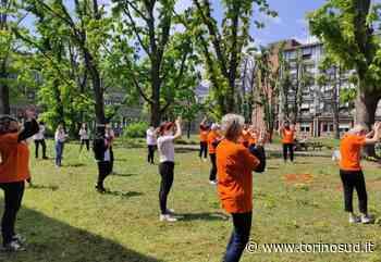 ORBASSANO - Un flash mob al San Luigi sull''importanza dell'igiene per le mani - TorinoSud