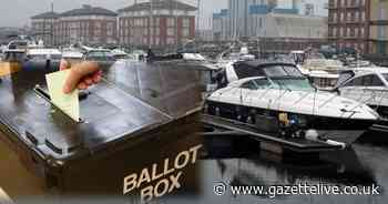 Polls open as Teessiders vote in 'super Thursday' elections