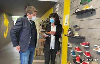 Dans le centre-ville de Flers, le magasin de chaussures Rue Piétonne cherche son repreneur - actu.fr