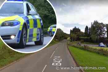 Drink-driver banned from the roads after Herefordshire stop