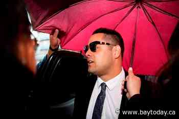 Rugby league star Hayne to spend nearly 4 years in jail