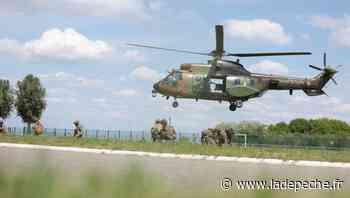 REPORTAGE. En Ariège, les chasseurs parachutistes de Pamiers s'exercent sur les hauteurs de Foix - ladepeche.fr