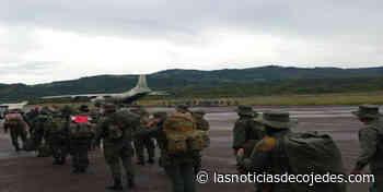 Envían otro contingente de milicianos para Apure - Las Noticias de Cojedes