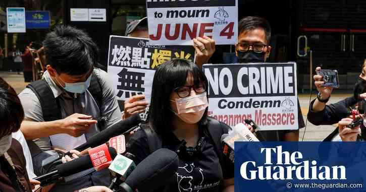 Hong Kong court jails three on riot charges despite no evidence of rioting