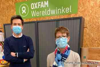 Oxfam viert met gratis koffie