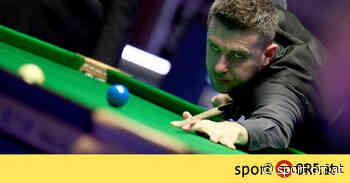 Billard: Selby zum vierten Mal Snooker-Weltmeister - ORF.at