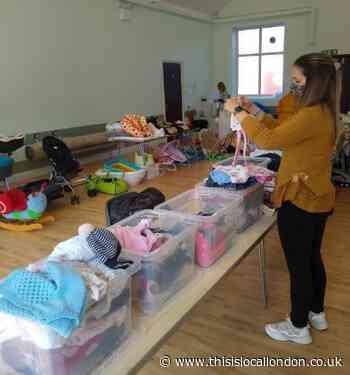 'Baby bank' opens in Wealdstone for Harrow families