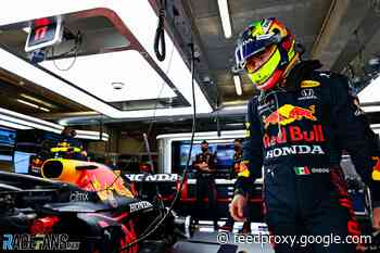 "Perez's performance ""really coming together"" at Red Bull – Horner 