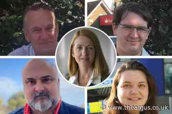 Sussex Police PPC elections:: Everything you need to know