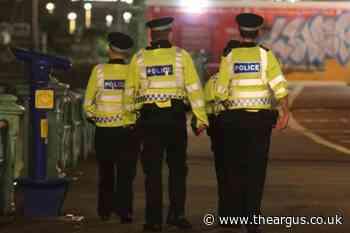 Undercover officers seize knife after suspected drug deal