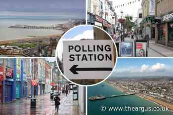Elections 2021 LIVE: Polls open for East and West Sussex