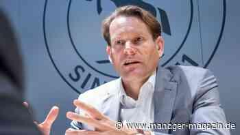 Continental: Nikolai Setzer erwartet wegen Chipkrise weitere schwierige Monate
