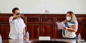 Suple Francisco Matus a alcaldesa de Tehuantepec - El Imparcial de Oaxaca