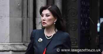 £100m divorce award: judge rebuffs media pleas to publish judgment