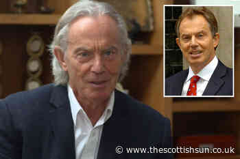 Viewers distracted by Tony Blair's new mullet-style haircut despite ex-PM admitting mistakes... - The Scottish Sun