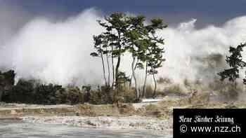 Das Risiko von Tsunamis wird womöglich an vielen Küsten unterschätzt