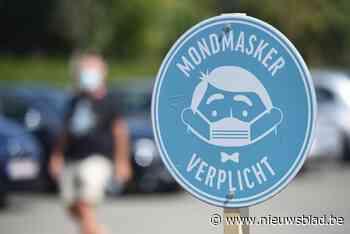 """Mondmaskerplicht in Rijselstraat voor onbepaalde duur verlengd: """"Preventief tegen nonchalante Fransen"""""""
