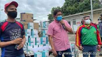 Electricidad y agua fue la prioridad para el gobernador de Barinas en Curbatí - El Universal (Venezuela)