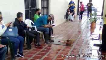 Larga espera incomoda a usuarios en oficina tributaria municipal de Barinas - El Universal (Venezuela)