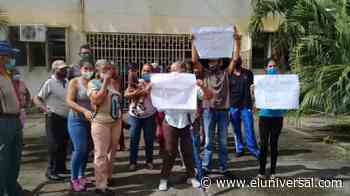 Vecinos protestan acoso a enfermero del ambulatorio de Los Pozones en Barinas - El Universal (Venezuela)