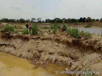 Canalizan el río Santo Domingo en Barinas para evitar desbordamientos - Últimas Noticias