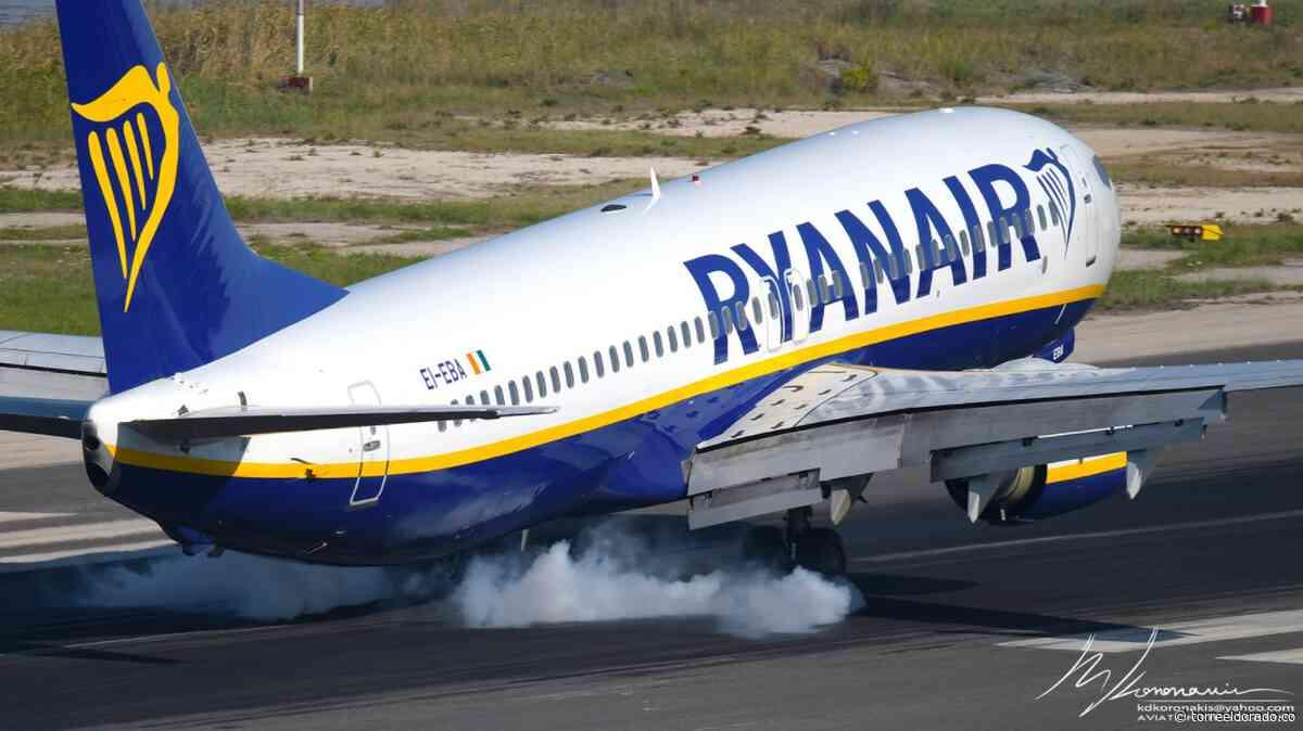 Ryanair Anuncia 500 Rutas en el Verano del 2022 - torreeldorado.co