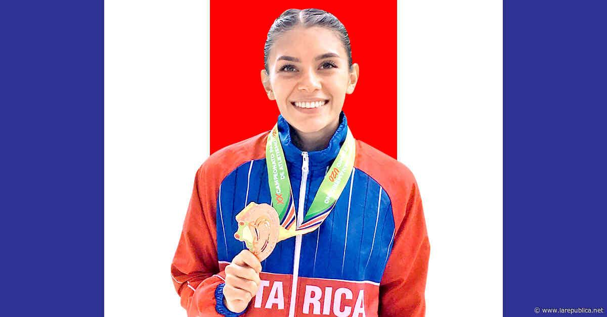 Noelia Vargas va por el tiquete dorado a Ecuador - Periódico La República (Costa Rica)