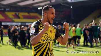 Troost-Ekong rates Watford promotion as better than Olympics, World Cup