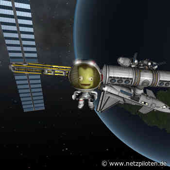 Mit Kerbal Space Program die Raumfahrt verstehen - Netzpiloten.de - Netzpiloten
