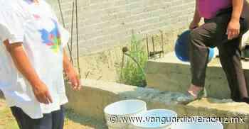 CAEV pide racionar el agua en Pueblo Viejo - Vanguardia de Veracruz