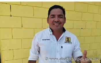 """""""El Profe"""" Roberto Reyes inicia campaña en Pueblo Viejo - El Sol de Tampico"""