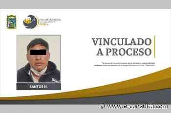 Va preso por violar a su sobrina menor de edad en Zinacatepec 07:52 - e-consulta