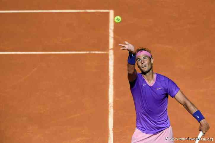 'Rafael Nadal is the greatest clay-courter of all time,' says Alexei Popyrin