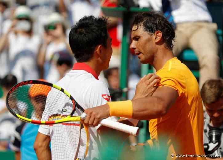 Kei Nishikori: Rafael Nadal, Novak Djokovic the most difficult players to play
