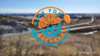Lloydminster community members cycling across Saskatchewan for student breakfast - paNOW