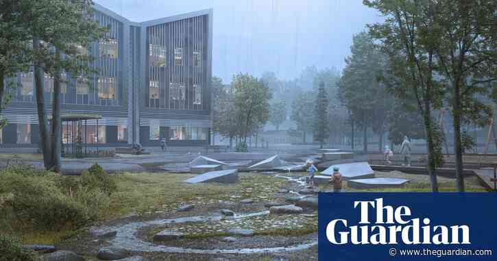 Wetter the better: Gothenburg's bold plan to be world's best rainy city