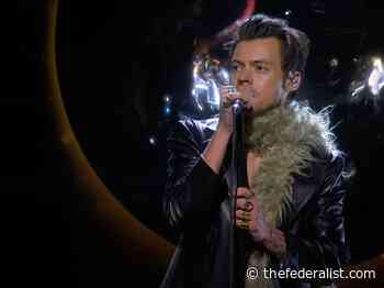 Harry Styles Is Canceling Out The Transgressive Values Of His Own Art - The Federalist