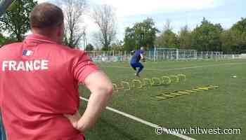 Une équipe de football, avec des joueurs amputés à Bouaye ! - HitWest