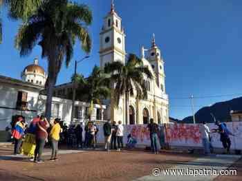 En Riosucio también la comunidad se moviliza por el paro nacional - La Patria.com