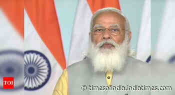 Coronavirus live updates: PM Narendra Modi reviews state and district wise Covid situation - Times of India