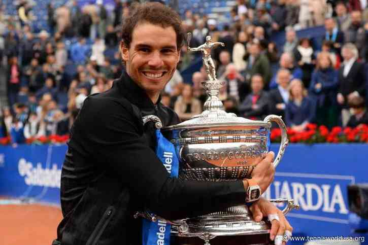 """ThrowbackTimes Barcelona: Rafael Nadal beats Dominic Thiem for """"La Decima"""""""