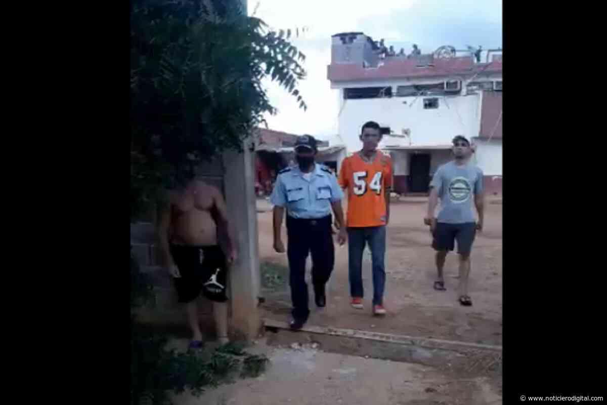Presos del retén de Cabimas secuestran a policía y luego lo liberan bajo promesa de recibir agua y comida: OVP - Noticiero Digital
