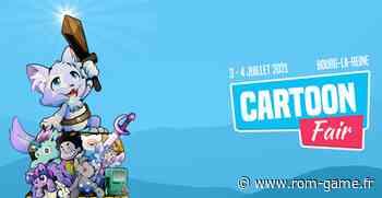Cartoon Fair 2021 - Rom Game Retrogaming