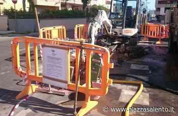 Piazzasalento Lavori sulla rete idrica a Maglie, Acquedotto pugliese preannuncia restrizioni - Piazzasalento