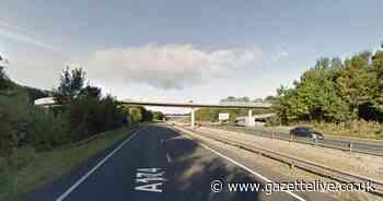999 crews deal with welfare incident on A174 bridge