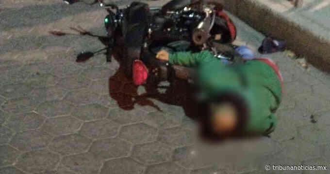 Ejecutan a un presunto narcovendedor en San Bernardino Tlaxcalancingo - Tribunanoticias